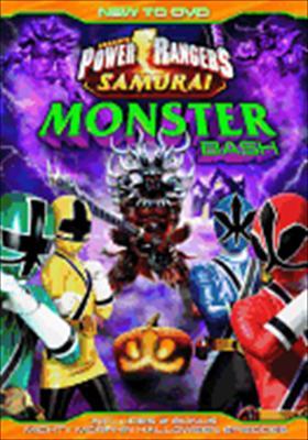 Power Rangers Monster Bash