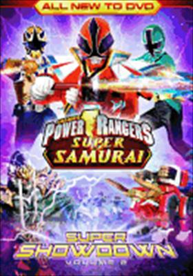 Power Rangers Super Samurai: Super Showdown Volume 2 0031398155188