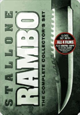 Rambo: The Complete Collector's Set