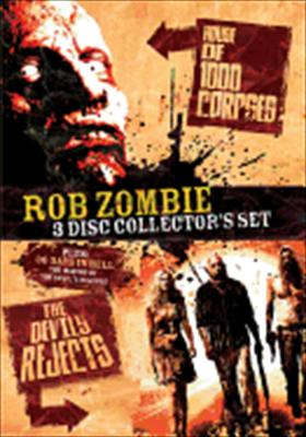 Rob Zombie Collector's Set 0031398217626
