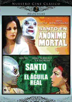 Santo En Anonimo Mortal / Santo y El Aguila Real