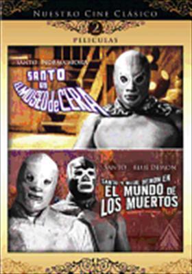 Santo En El Museo de Cera / Demon En El Mundo de Los Muertos