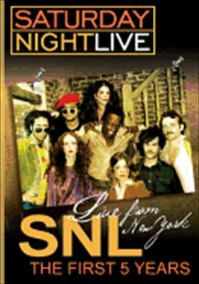 Snl: The First Five Years
