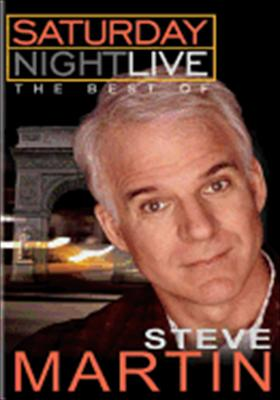 Snl: The Best of Steve Martin