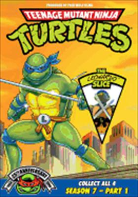 Teenage Mutant Ninja Turtles: Season 7, Part 1