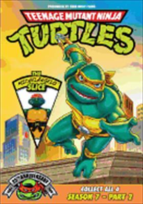 Teenage Mutant Ninja Turtles: Season 7, Part 2