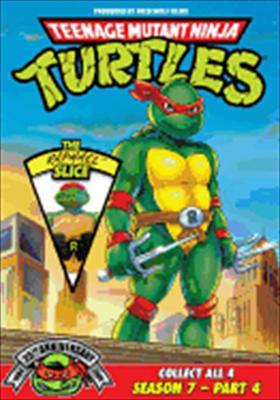 Teenage Mutant Ninja Turtles: Season 7, Part 4