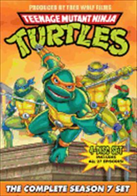 Teenage Mutant Ninja Turtles: Season 7