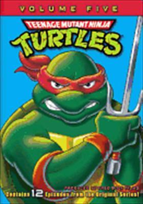 Teenage Mutant Ninja Turtles: Season 5