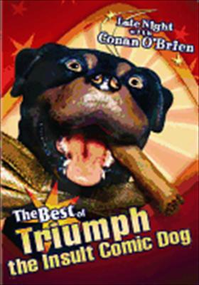 The Best of Triumph the Insult Comic Dog 0031398159629