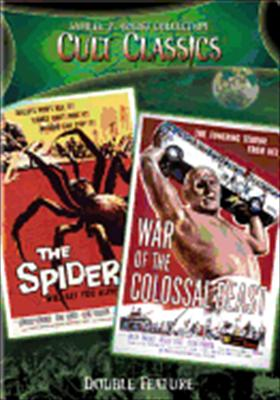 The Spider / War of the Colossal Beast