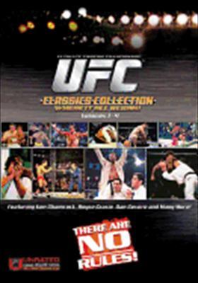 Ufc Classics Boxset