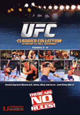 Ufc Classics Collection: Volumes 5-8