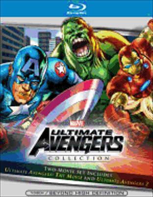 Ultimate Avengers 1 & 2