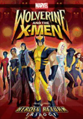 Wolverine & the X-Men: Heroes Return Trilogy 0031398108634