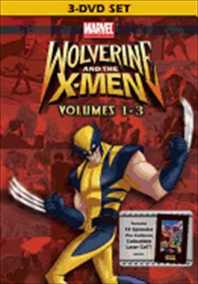 Wolverine & the X-Men: Volumes 1-3