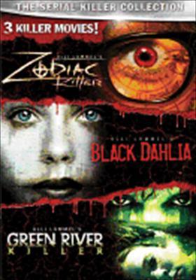 Zodiac Killer / Black Dahlia / Green River Killer