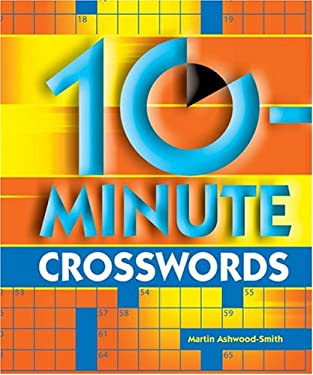 10-Minute Crosswords 9781402713859
