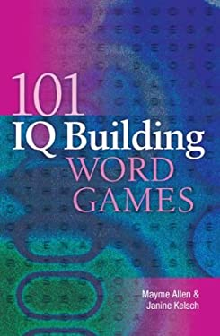 101 IQ Building Word Games 9781402709531