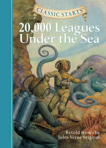 Classic Starts: 20,000 Leagues Under the Sea 9781402725333