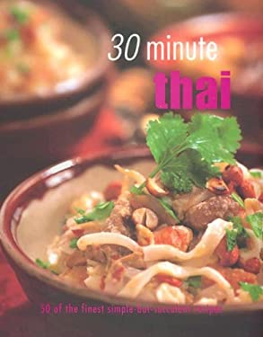 30 Minute Thai Cooking 9781405457453