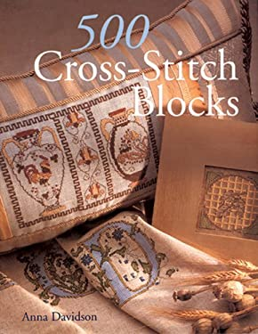 500 Cross-Stitch Blocks