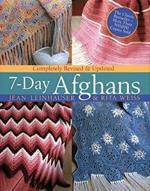 7-Day Afghans 9781402734526