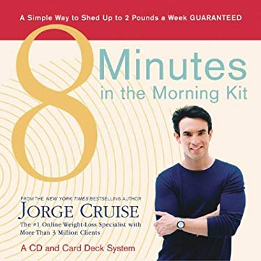 8 Minutes in the Morning Kit [With 57 Card Deck and CD and 64 Page Booklet] 9781401902797