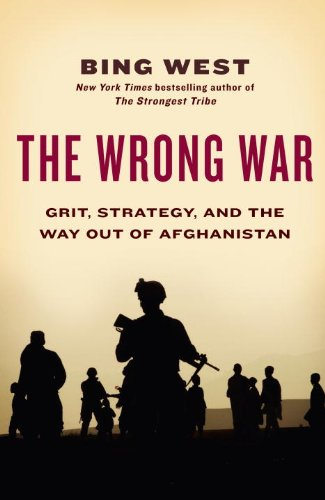 The Wrong War: Grit, Strategy, and the Way Out of Afghanistan 9781400068739