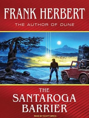 The Santaroga Barrier 9781400114863