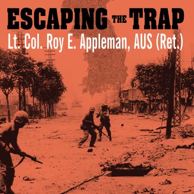 Escaping the Trap: The US Army X Corps in Northeast Korea, 1950 9781400119356