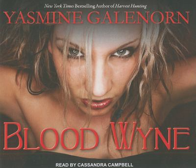 Blood Wyne 9781400119967