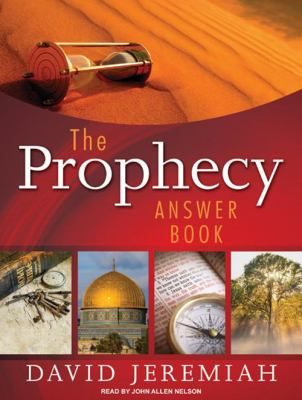 The Prophecy Answer Book 9781400167630