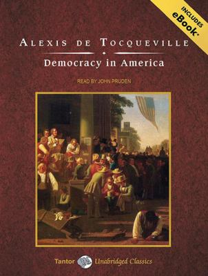 Democracy in America 9781400168118