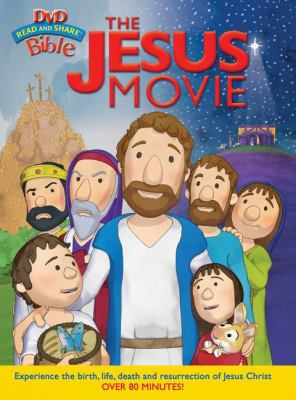 The Jesus Movie: Read and Share DVD Bible 9781400314706