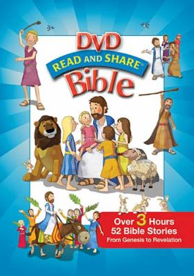 Read and Share DVD Bible Box Set 9781400314713