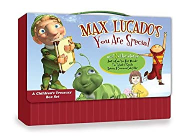 Max Lucado's You Are Special and 3 Other Stories: A Children's Treasury Box Set 9781400316519