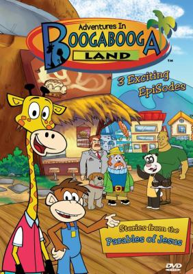Adventures in Booga Booga Land - Volume 1 9781400316595