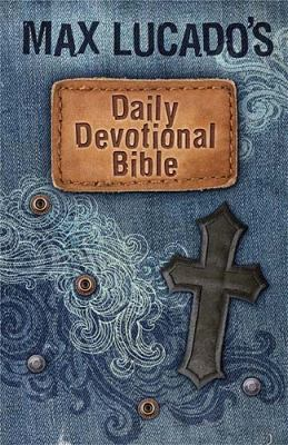 Max Lucado's Daily Devotional Bible-ICB: Everyday Encouragement for Young Readers 9781400316847