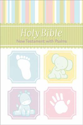 New Testament with Psalms-KJV 9781400316984