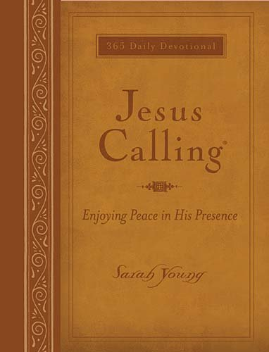 Jesus Calling: Enjoying Peace in His Presence 9781400318131