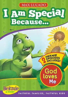 I Am Special: God Loves Me 9781400318322