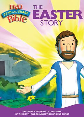 The Jesus Series - The Easter Story: Read and Share DVD Bible 9781400321025
