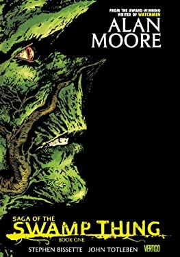 Saga of the Swamp Thing Book One 9781401220839