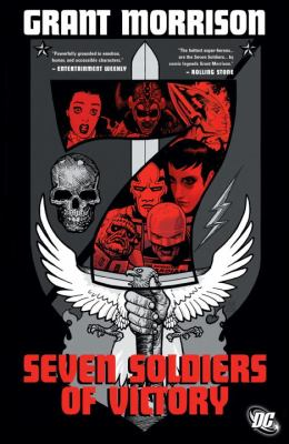 Seven Soldiers of Victory Book One 9781401229511