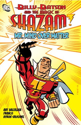 Billy Batson and the Magic of Shazam!: Mr. Mind Over Matter 9781401229931
