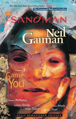 The Sandman, Volume 5: A Game of You 9781401230432