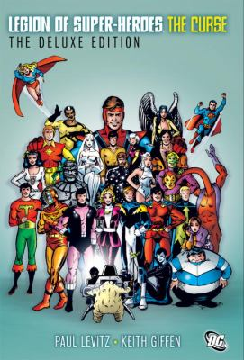 Legion of Super-Heroes: The Curse 9781401230982