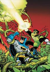 Batman: Brave and the Bold: Emerald Knight 10862140