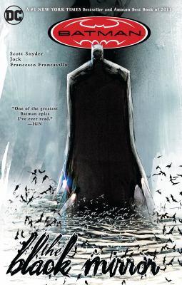Batman: The Black Mirror 9781401232078
